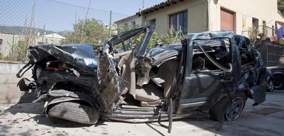Ocho personas fallecen en las carreteras durante el fin de semana