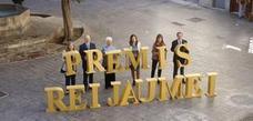 Premios Jaime I | La Reina Letizia defiende en Valencia el impulso a la ciencia y la educación