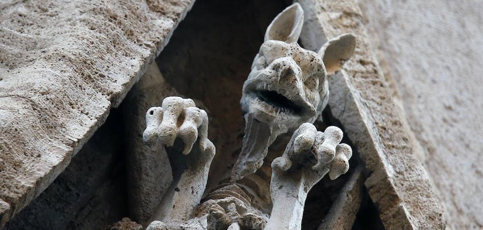 Los monstruos que se esconden en Valencia