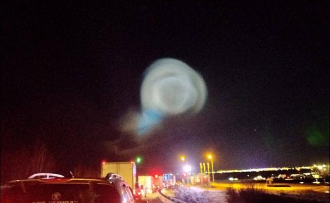 ¿Qué era la extraña bola brillante que apareció en el cielo de Siberia?