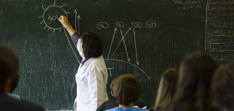 Un millar de profesores interinos no han cobrado en octubre