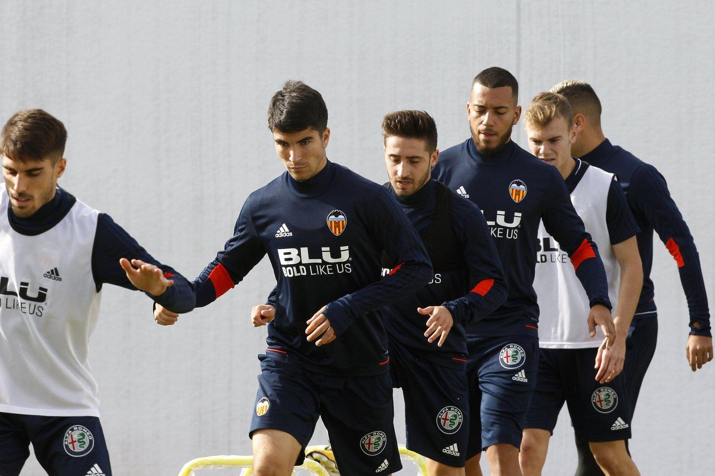 Valencia CF | Tercer día de ausencia para Kondogbia