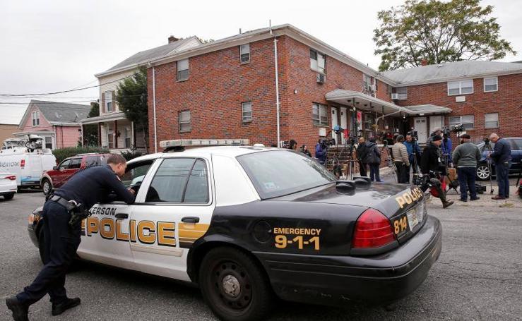 Fotos del atentado en Nueva York y el día después