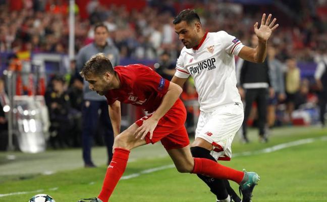 El Sevilla gana y sigue creyendo en los octavos