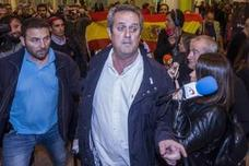 Los exconsejeros Forn y Bassa llegan a Barcelona tras acompañar a Puigdemont a Bruselas