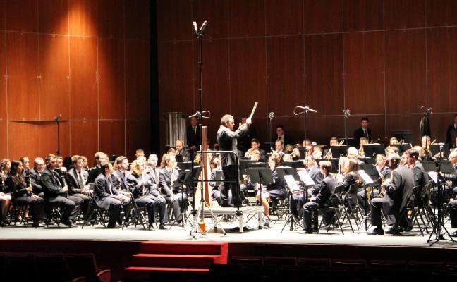 La Unión Musical de Llanera gana el certamen de Catarroja'