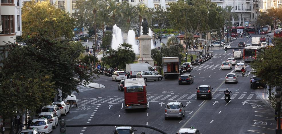 Grezzi ideó la nueva plaza del Ayuntamiento sin contar tampoco con València en Comú