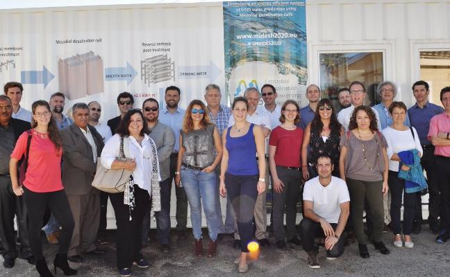 Dénia participa en un proyecto para obtener agua potable más barata