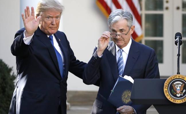 Trump nomina a Jerome Powell para conducir la Reserva Federal de EE UU