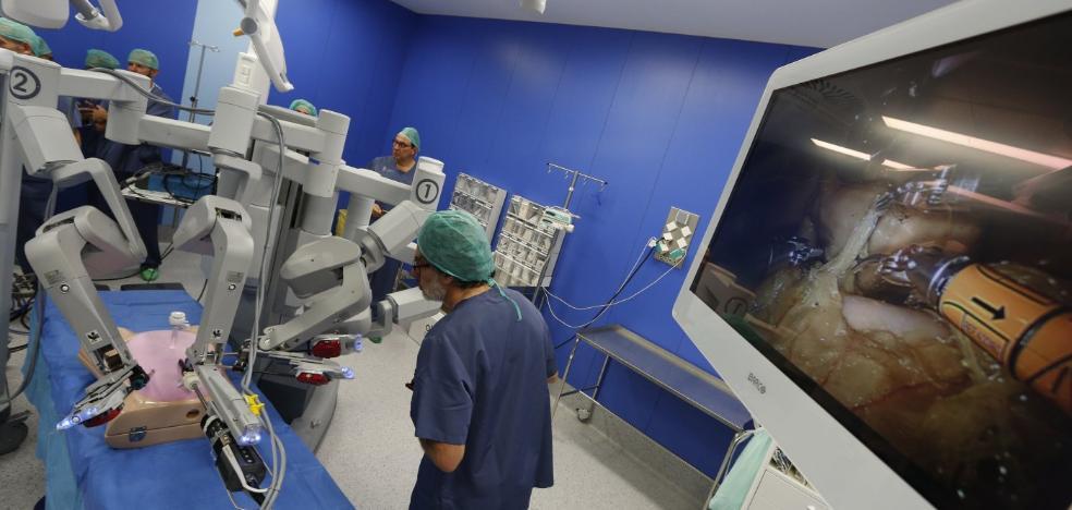 Tecnología de última generación en el quirófano