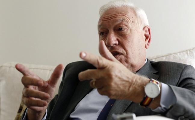 José Manuel García Margallo: «No tendría sentido que sospechosos de sedición pudieran ser candidatos»