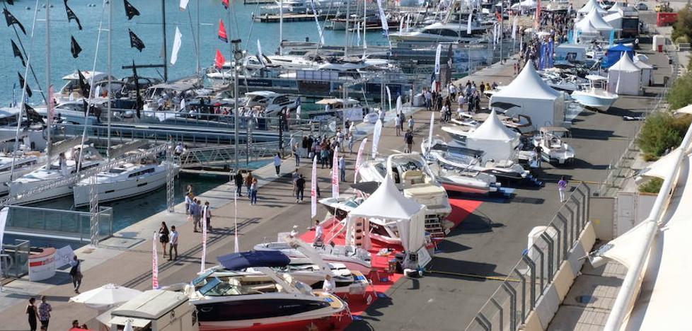 Entrada libre en la Valencia Boat Show