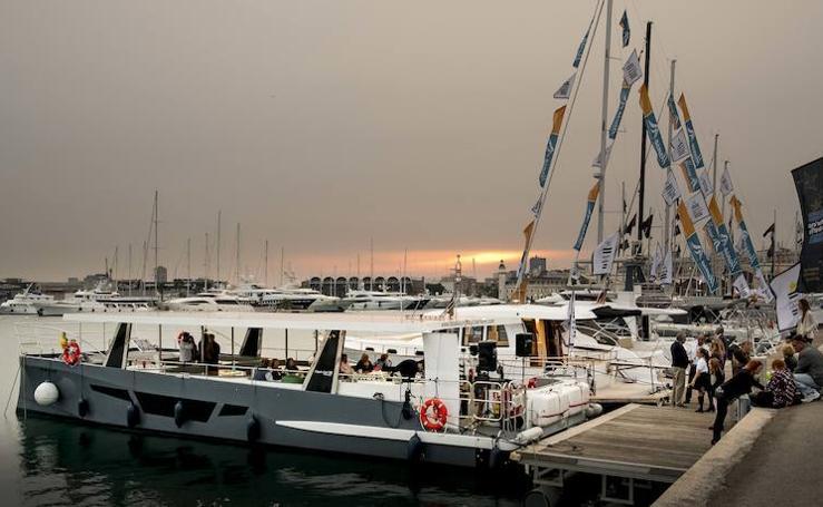 Fotos de las actividades, embarcaciones y expositores en el Valencia Boat Show
