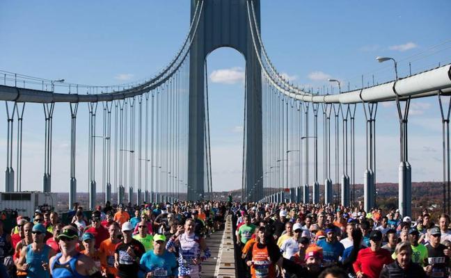 Horario del Maratón de Nueva York 2017. Cómo ver en directo