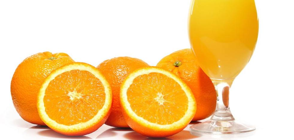 La salud sabe a naranja
