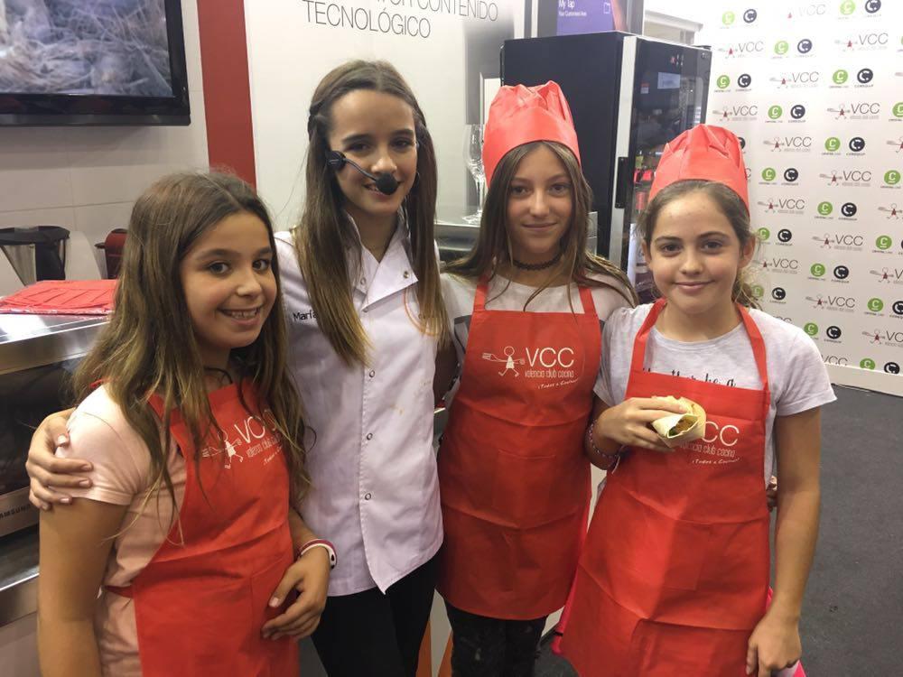 Fotos de la Feria Gastrónoma 2017 de Valencia