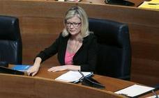 Gabriela Bravo solicita al Gobierno que adelante la apertura de los juzgados de Llíria, Massamagrell, Castellón, Elche y Novelda