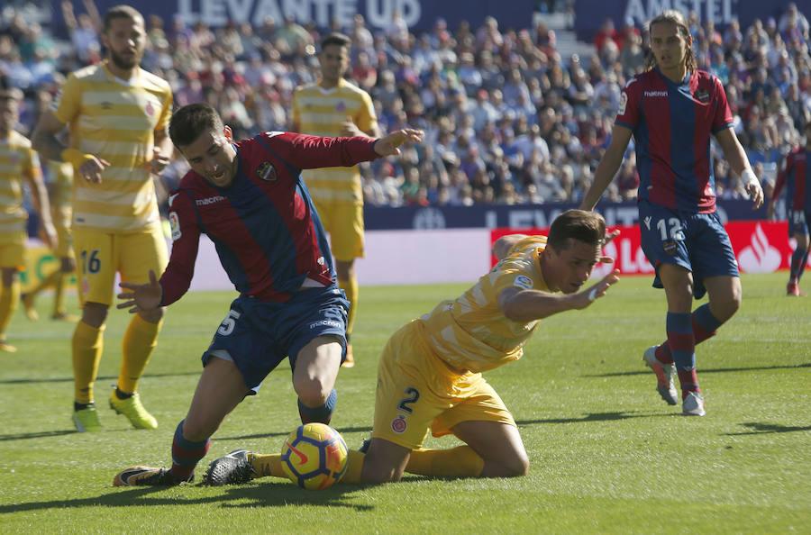 Fotos del Levante UD - Girona FC