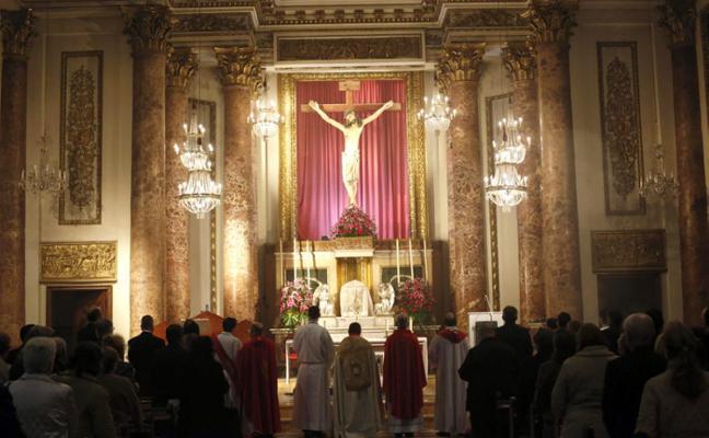 Los barrios de la Seu y el Cabanyal celebran las fiestas en honor al Cristo del Salvador