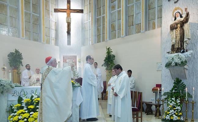 La misión de Santa Teresa de Jesús sale a la calle