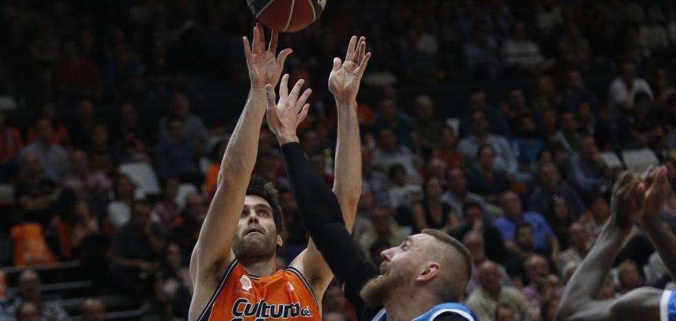 Valencia Basket - San Pablo Burgos: APROBADO RASPADO ANTE EL COLISTA (87-78)