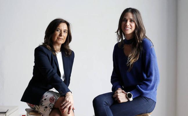 En familia con Gema Payá y Mari Carmen Baldó