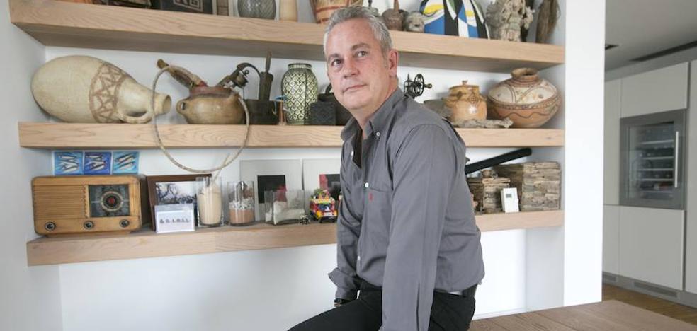 José María Tena, el abogado que nunca para: «Cuando cayó el muro de Berlín estaba yo ahí en un concierto de Pink Floyd»