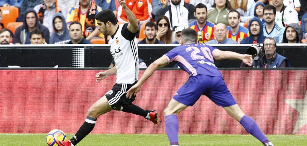 La distancia con el quinto crece y el Valencia CF ya tiene siete puntos de ventaja