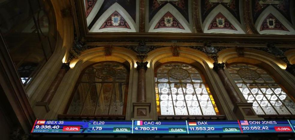 El Ibex-35 pierde un 0.40% y encabeza las pérdidas en Europa