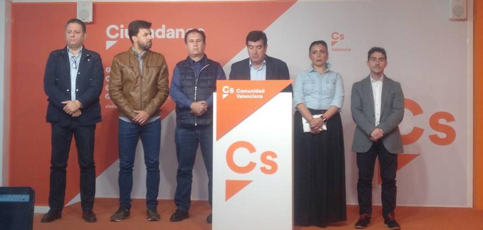 Ciudadanos se suma a la manifestación por una mejora de la financiación