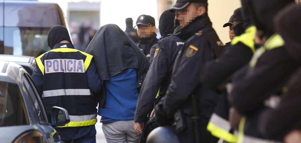 Detenido en Sagunto un marroquí acusado de captar combatientes para el Dáesh