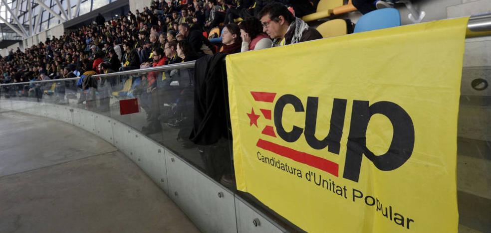 La CUP no participará en ninguna coalición de partidos