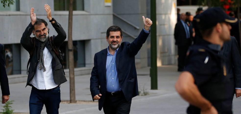 La juez Lamela, competente para investigar por sedición a Trapero y los 'Jordis'