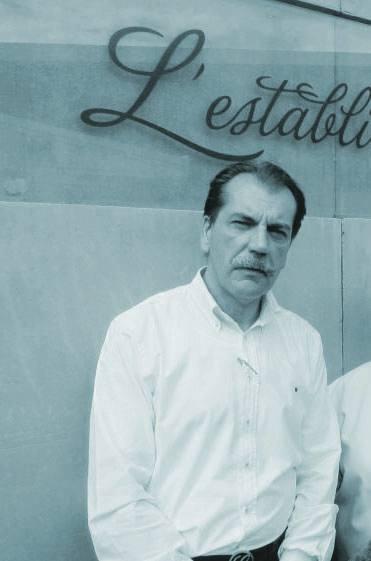 Muere José Luis González Sanchis, propietario del restaurante L'Establiment de El Palmar