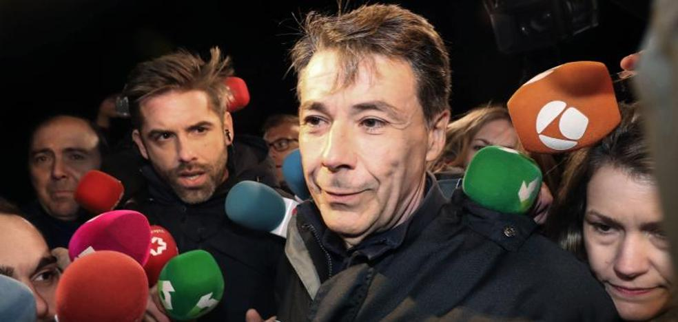 Once fiadores reúnen 400.000 euros en un día para excarcelar a González