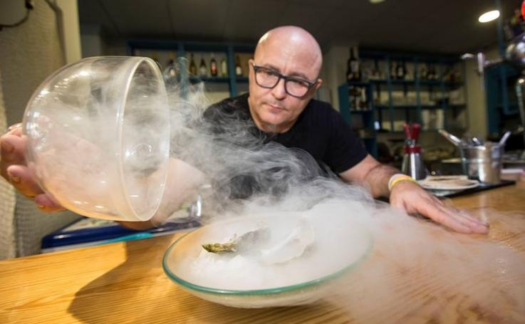 Fotos del domador de ostras de Campanar