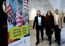 Mónica Oltra exige que Echávarri dimita en Alicante y pide «buscar otra candidatura» alternativa