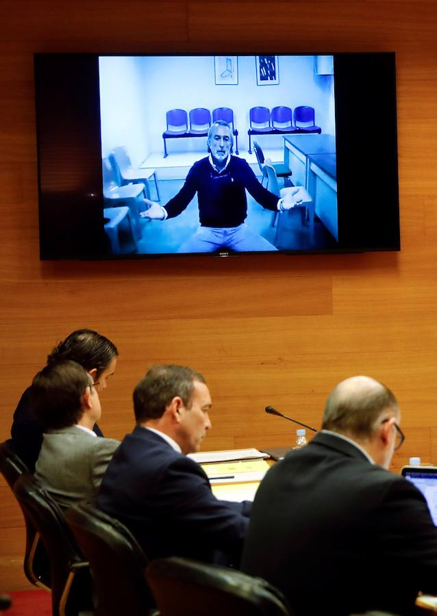 Francisco Correa, sobre la trama Gürtel: «Esto es un montaje que se creó para hacer daño a un partido por parte de otro»