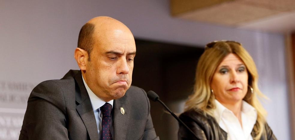 El PSPV denuncia un «linchamiento» a Gabriel Echávarri «cuando no ha robado»