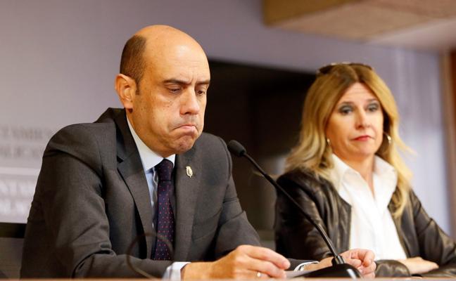 Echávarri pidió prisión provisional para Castedo cuando fue investigada como él