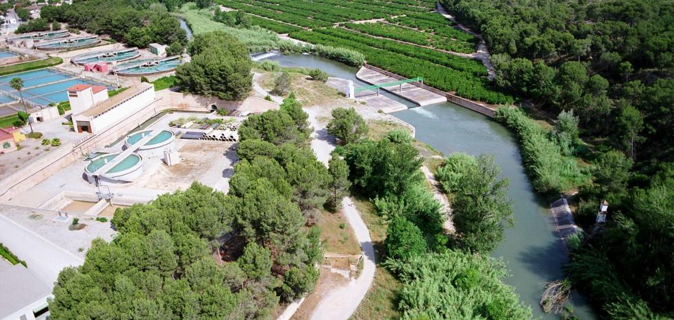 La sequía provoca quejas por el sabor a tierra del agua potable en Valencia y l'Horta