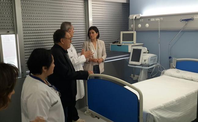 Sanidad finaliza la reforma integral de Pediatría en el hospital Clínico de Valencia