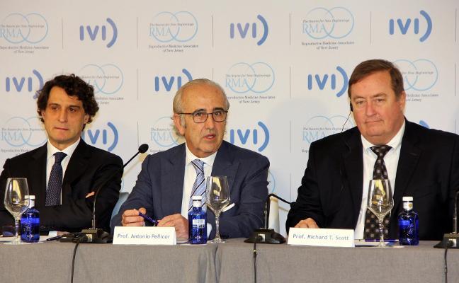 Los fundadores del IVI ponen a su socio americano como primer ejecutivo