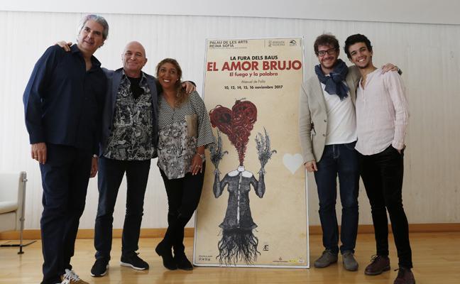 Una visión feminista de 'El amor brujo' de Manuel de Falla en el Palau de Les Arts