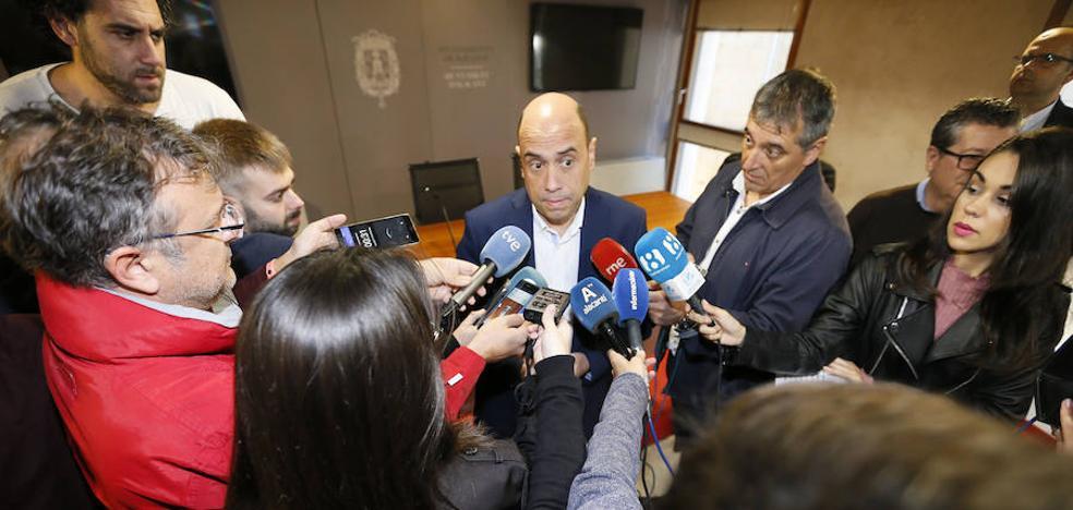 Gabriel Echávarri: «Tengo la fuerza de la razón para aguantar momentos muy duros»