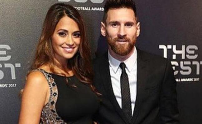 Leo Messi y Antonella Roccuzzo van a por la niña