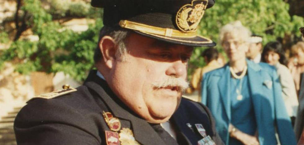 Muere Pedro Calderón Díaz, exjefe de la Policía Local de Valencia