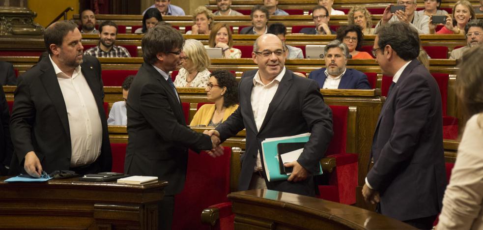 Puigdemont, Guinó, Solsona y Sendra se perfilan como los candidatos del PDeCAT