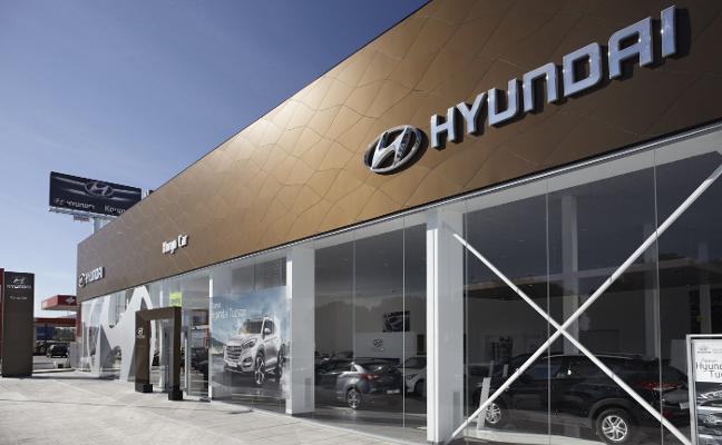 'Semana especial'  en Hyundai Koryo Car