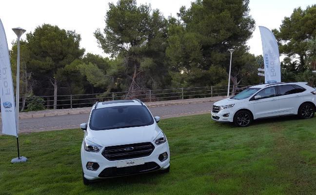 Ford Montalt apoya el golf en Valencia